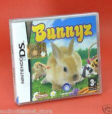 BUNNYZ NINTENDO DS ADOTTA UN CONIGLIO compatibile 3DS