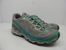 La Sportiva Women's Wildcat 3.0 Trail Hiking Running Shoes Gray/Blue Size 9.5M