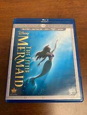The Little Mermaid (Blu-ray/DVD, 2013, 3-Disc Set, Diamond Edition)
