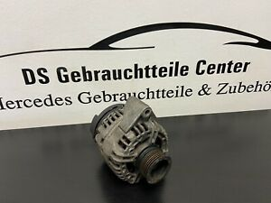 Orig. Mercedes W208 200/230 Komp. Lichtmaschine Generator 90A A0121540302