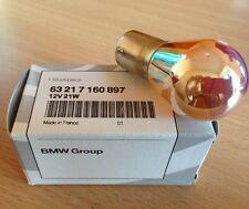 Genuine BMW Silver Turn Signal Light Bulb E46 E38 E39 E60 12V 21W 63217160897