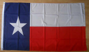 Texas US State Large Flag 5' x 3'