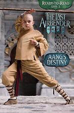 Aang's Destiny (Last Airbender Movie ) by Sollinger, Emily