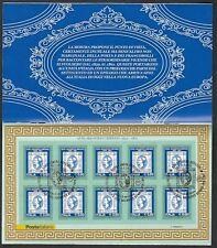 2011 LIBRETTO MONTECITORIO  ANNULLO FDC CAMERA