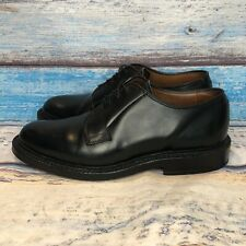 Allen Edmonds Leeds Black Leather Oxford Dress Shoes 9521 Men's Size 6 EEE Wide