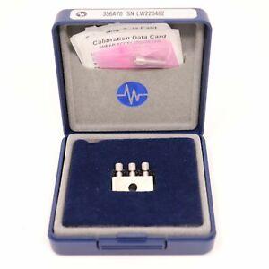 PCB Piezotronics Miniature Triaxial Charge Accelerometer 356A70