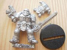 Citadel Rogue Trader MKII MK2 Space Marine Crusade Armour Variant C.1990 Metal