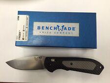 NEW Benchmade 560 Freek Axis Lock Plain Edge Satin CPM-S30V Blade Folding Knife
