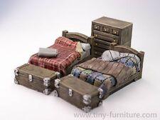 The bedroom set v.1 (D&D, Mordheim, dungeon terrain, dwarven forge, D&D)