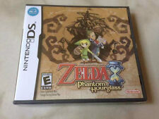Legend of Zelda: Phantom Hourglass (Nintendo DS, 2007)