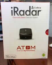 Cobra Electronics iRAD 900 iRadar Atom Radar Detector IRAD900