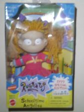 """1999 Rugrats School time Angelica Special Edition 5"""" tiny doll"""