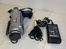 Sony Dcr-Hc65 Camcorder with Rechargeable Battery Tested Working!