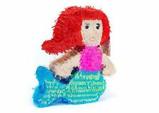 Pinata Meerjungfrau, Pinjatta Kinder Geburtstag Spiel, Party Dekoration