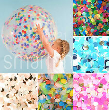 Balloon Filling Confetti Wedding Table Scatter Decoration Party Baby Shower