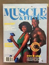 MUSCLE & FITNESS bodybuilding magazine  CHRIS DICKERSON  07-80