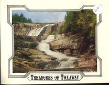 Treasures of Toxaway  Transylvania County Jackson NC Map Photos Mountains