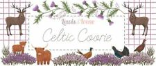 Quilting/craft fabric 100% cotton Lewis & Irene Celtic Coorie fat qaurters