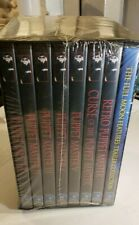 Puppet Master DVD 2008 Box Set New Sealed Rare Full Moon Charles Band