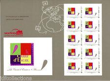 """Collector de 2011 """" Le carré d'encre a 1 an """" imprimé à 365 exemplaires"""