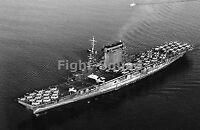 7058 USS Lexington CV-2 Under Construction in 1927 US Navy WWII WW2 Photo USN