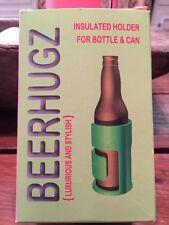 Beerhugz Insulated Holder For Bottles Drink Coolers Beer Hugger Coolies New Pink