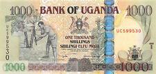 Uganda 1000 Shillings 2005 Unc pn 43a