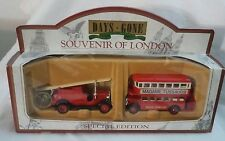 "Vintage Models Days Gone by Lledo ""Souvenir of London"" Special Edition"