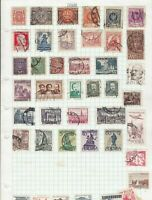 poland stamps ref 12065