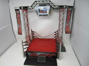 WWE Raw Stage Arena 2000 Jakks Electronic