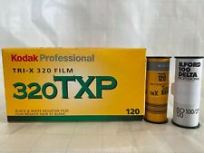 Kodak Professional 320TXP Expired Film 04/2006 . With Two Extra Films.