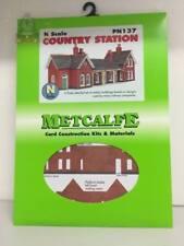 Metcalfe PN137 Country Station Kit - N Gauge