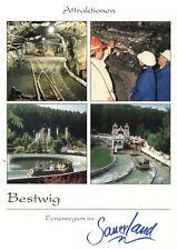 59909 Bestwig  -  Besucherbergwerk Ramsbeck - auf Schienen z.Ramsbecker Dichterz