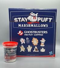 Stay Puft Marshmallows 2021 Ghostbusters Mini-Puft Surprise Can (Fire Puft)