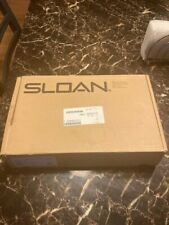 Sloan Optima Eaf150 Battery Operated Sensor Bathroom Faucet Chrome plate