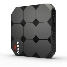 A95X R2 TV Box Amlogic S-905W 2.4GHz WiFi Android 7.1 Game 4K 2GB+16GB US PLUG