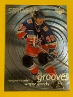Wayne Gretzky 1997-1998 Upper Deck (Smooth Grooves)