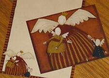 Mother Angel - Dan Di Paolo Artwork - 2003 Lang August Moon Note Cards 6ct