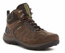 Rockport Men's Trail Mid Waterproof Boot Dark Brown 10.5 M US