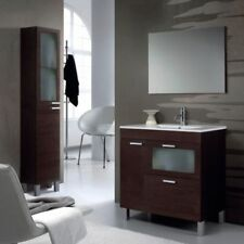Fixed Bathroom Storage Cabinets