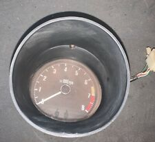 Tachometer off 1974 Datsun 260Z.    (T2-15)