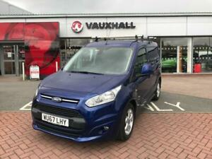2017 Ford Transit Connect 200 Limited 1.5 TDCi Panel Van Diesel Manual