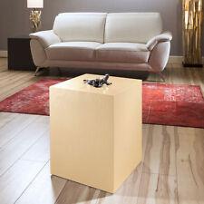 Oak Square Modern Side & End Tables