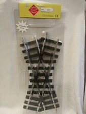 ARISTOCRAFT STAINLESS STEEL CROSSING TRACK ART-20405 NEW