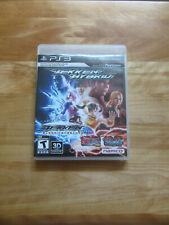 Tekken Hybrid (Sony PlayStation 3, 2011) PS3 Complete In Box CIB Mint Disc