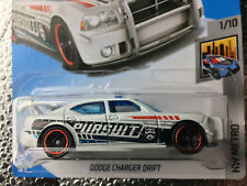 Hot Wheels DODGE CHARGER DRIFT Police Pursuit Vehicle HW Metro #1 #208/365 Cop