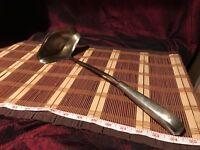 """Antique Vintage Silver Double Spout Ladle 16 1/8""""x5 1/2"""""""
