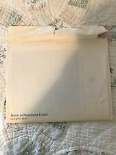 US #1919a MNH USPS Souvenir Folder Space Achievement 1981