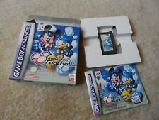 Disney Sports Soccer - Nintendo Gameboy Advance - GBA - Boxed -100% Authentic UK