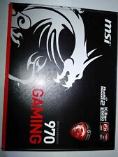 MSI 970 Gaming AMD SOCKET Am3+ DDR3 come nuovo